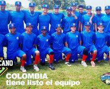 COLOMBIA TIENE LISTO EL EQUIPO SUB 15 PARA PANAMERICANO