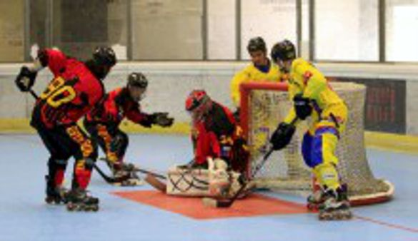 Colombia vs Alemania Hockey