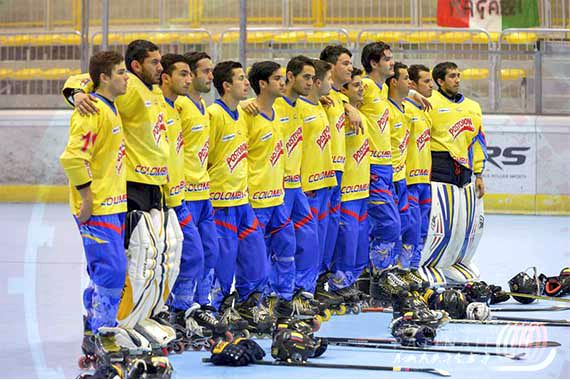 Colombia vs Macao Hockey