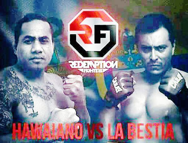Colombia vs Peru Hawaiano vs La Bestia