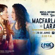 COLOMBIANA DISPUTA EL TÍTULO MOSCA DEL BELLATOR MMA
