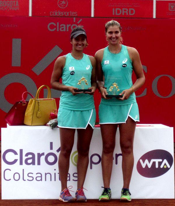 Colsanitas campeonas dobles