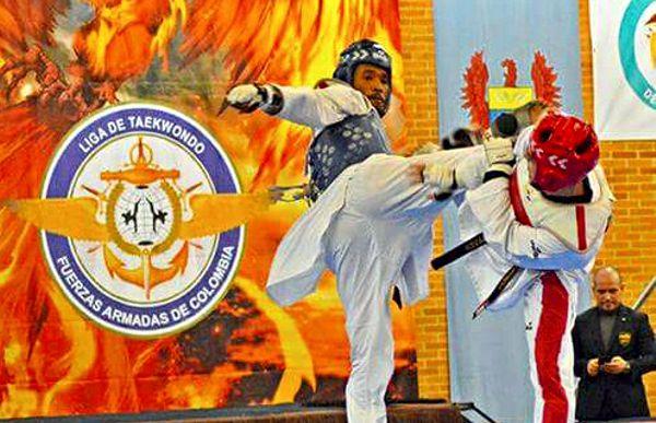 Comienzas torneos de taekwondo