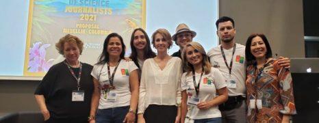 FUE APROBADA POR UNANIMIDAD LA PROPUESTA DE REALIZAR POR PRIMERA VEZ EN COLOMBIA LA CONFERENCIA MUNDIAL DE PERIODISTAS CIENTÍFICOS
