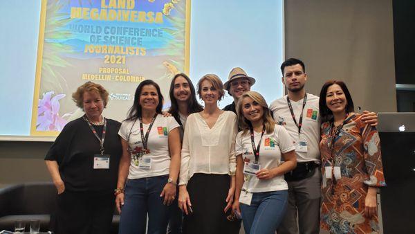 Conferencia Mundial de Periodistas Científicos