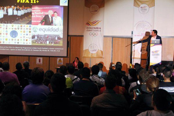Congreso Internacional de ciencias del deporte