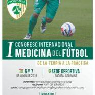 I CONGRESO INTERNACIONAL DE MEDICINA DEL FÚTBOL