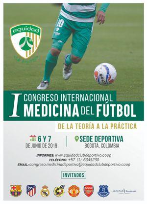 Congreso Medicina del Fútbol