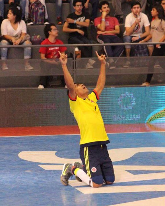 Copa América Futsal Colombia quinta