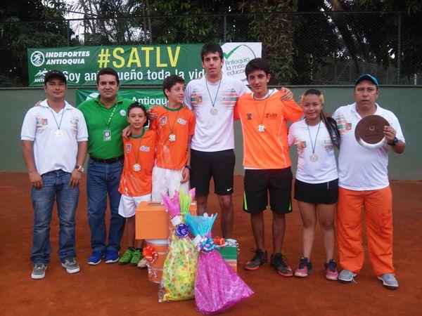 Copa Antioquia La más educada final