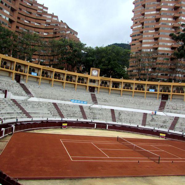Copa Davis entrega cancha Fecoltenis