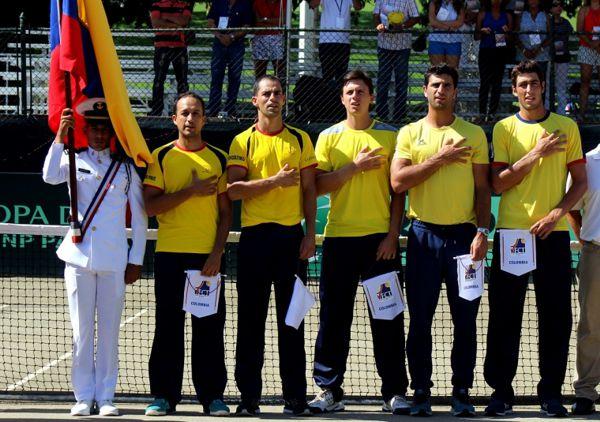 Copa Davis equipo por confirmar