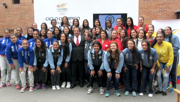 Copa Especial Femenina Baloncesto Coldeportes coc equipos