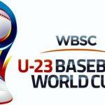 LA COPA MUNDIAL DE BÉISBOL SUB-23 WBSC 2020 EN MÉXICO APLAZADA A 2021