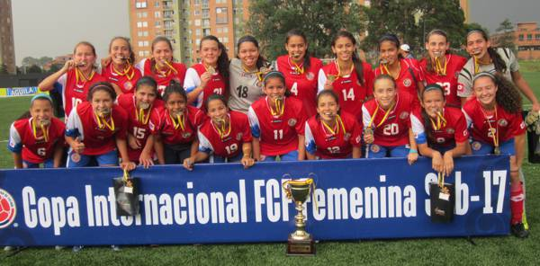Costa Rica Femenina