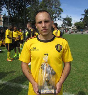 Cristian Guzmán Goleador 2019