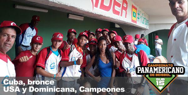 Cuba Bronce