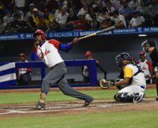 CUBA GANÓ PRIMER JUEGO DE LA SERIE ANTE COLOMBIA