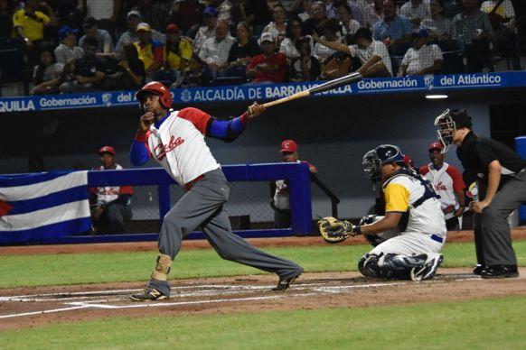 Cuba ganó primer juego