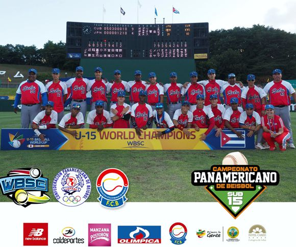 Cuba primero en arribar al Panamericano