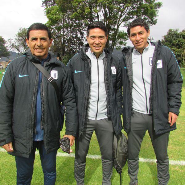 Cuerpo Técnico de Alianza Lima