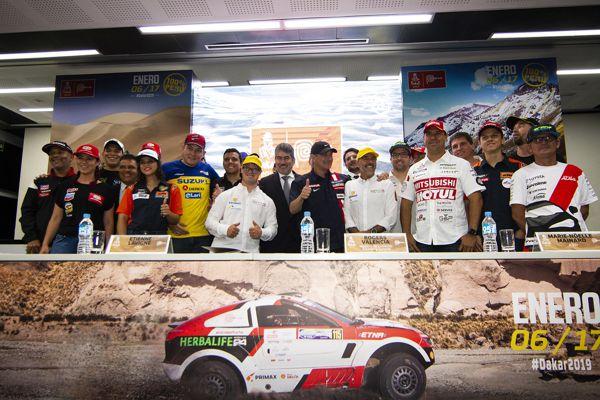 Dakar 2018 -1