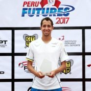 DANIEL GALÁN, CAMPEÓN EN EL FUTURO DE LIMA 2017