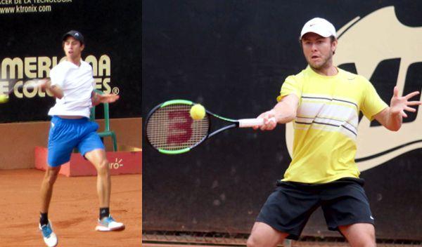 Daniel Galán y Juan Sebastián Gómez