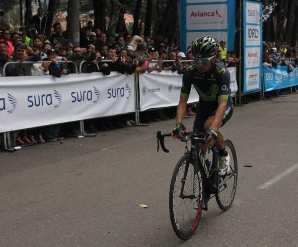 Dayer Quintana Nacionales de Ciclismo