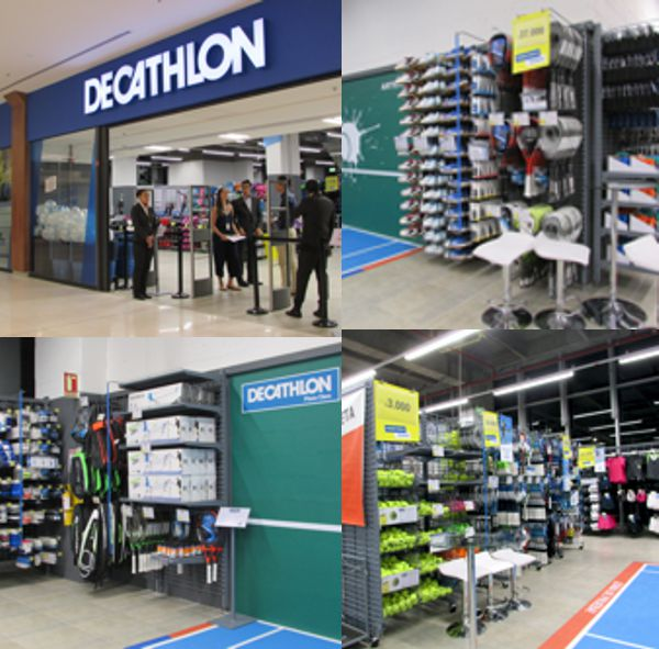 Decathlon tienda