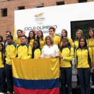 DELEGACIÓN COLOMBIANA A LOS X JUEGOS MUNDIALES