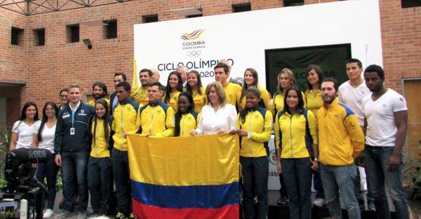 Delegación Colombiana Juegos Mundiales
