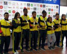 REGRESÓ DELEGACIÓN COLOMBIANA EN JUEGOS OLÍMPICOS