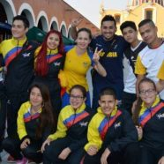 COLOMBIA ACUMULÓ 17 MEDALLAS EN EL CENTROAMERICANO Y DEL CARIBE DE KARATE, EN MÉXICO