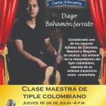 ESTE JUEVES LAS CUERDAS SE TOMAN EL XVIII FESTIVAL COLOMBIA CANTA Y ENCANTA