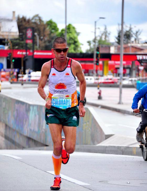 Diego Colorado ganó en Antioquia
