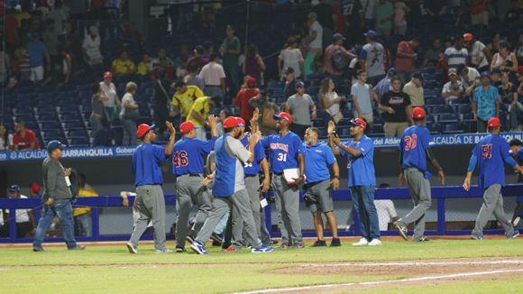 Dominicana Campeon anticipado