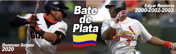 """COLOMBIA TIENE CUATRO """"BATES DORADOS"""""""