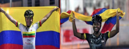 Dos cupos para la selección colombia Patinaje