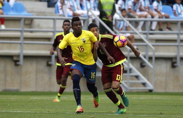 Ecuador primer finalista en masculino