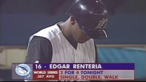 Edgar Rentería