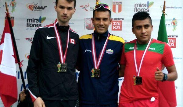 Eider Arevalo Campeón Lima Peru