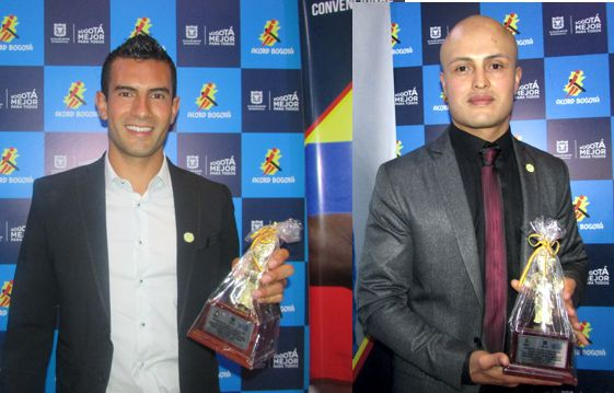 Eider Arevalo y Jáider Steven Hernández