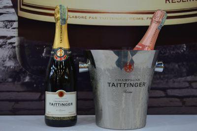 El ferrari de las champagne, Tattinger