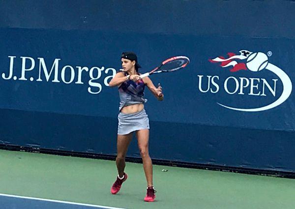 Emiliana Arango US Open
