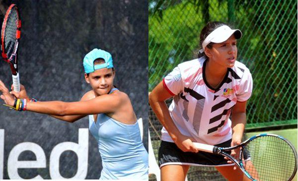 Emiliana Arango y María Camila Osorio