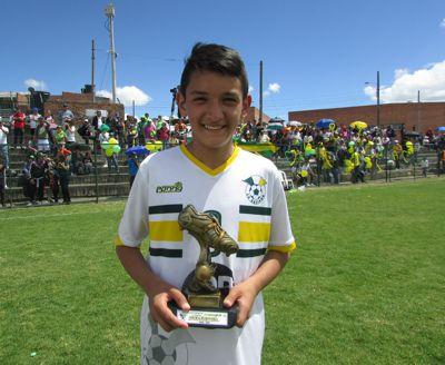 Emilio Gutiérrez goleador 30