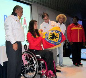 Entrega bandera Bogotá 2015 3