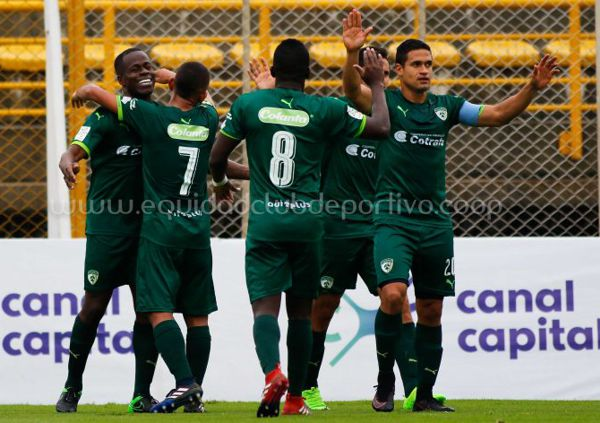 Equidad ganó en Copa Aguila 2017-