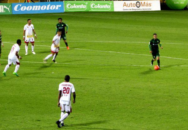 Equidad vs Rionegro Aguilas